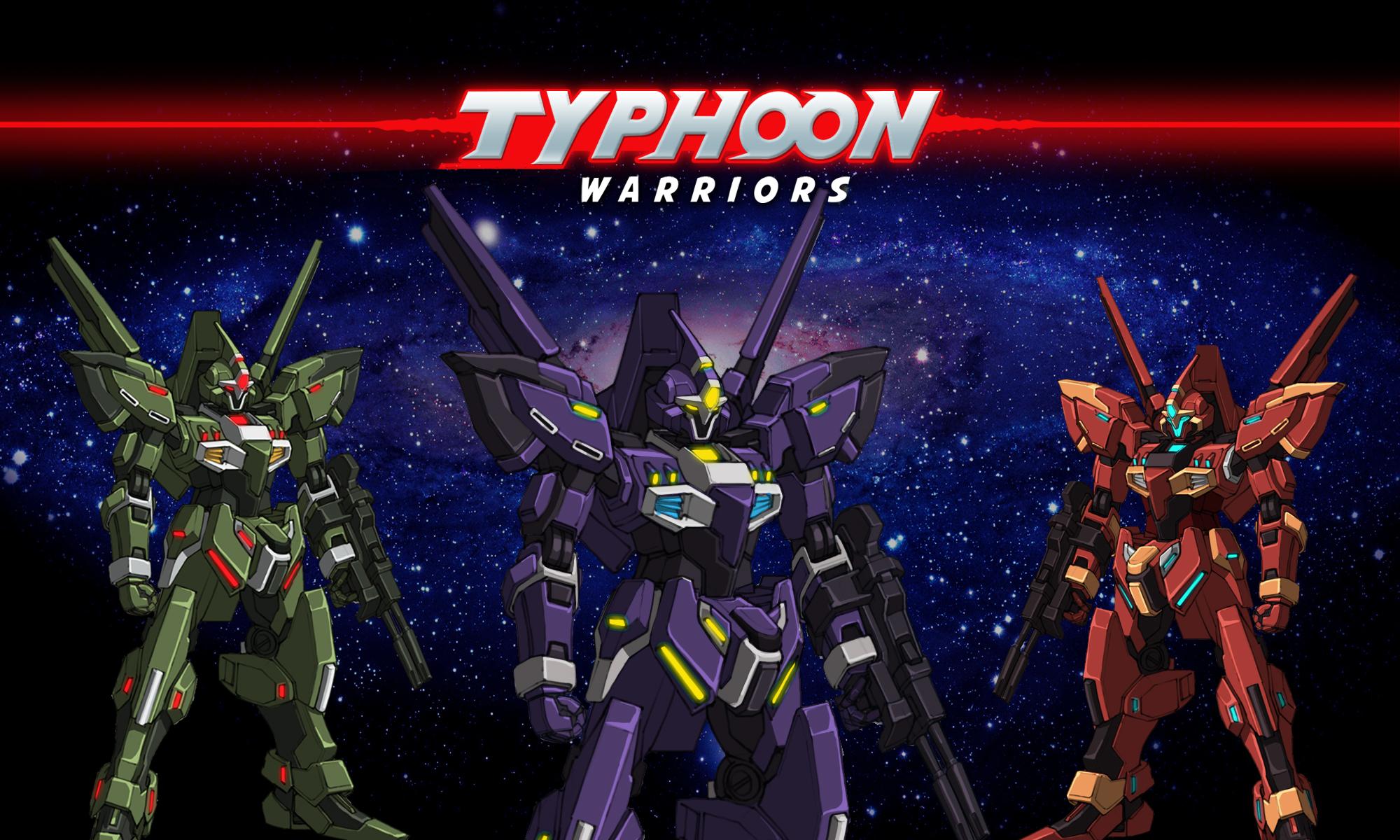 Typhoon Warriors